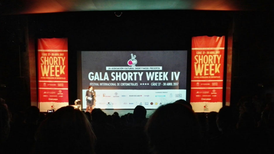 Festival internacional de cortometrajes Shorty Week 2017